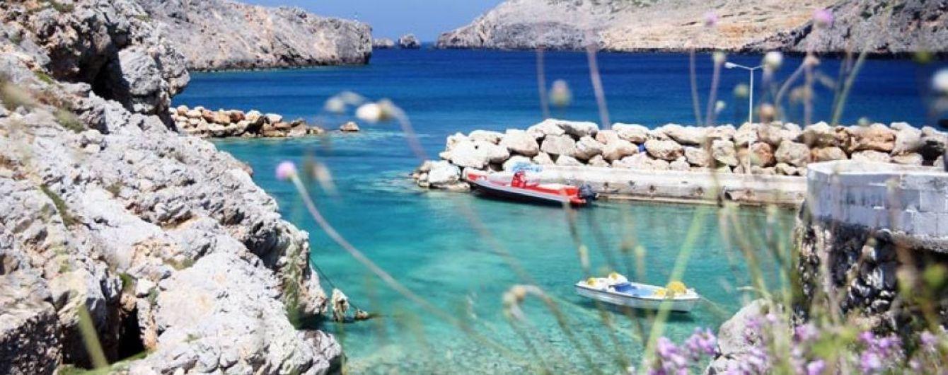 В Греции предлагают ежемесячно € 500 желающим поселиться на острове
