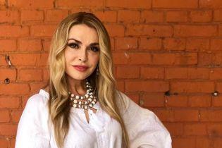 Ольга Сумская очаровала раритетными фото в полотенце и в ночной рубашке