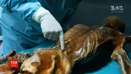 """Во второй серии """"Украина ледникового периода"""" ТСН расскажет о мумиях, которые переписывают историю"""