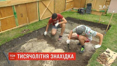 На території Софії Київської розпочали розкопки тисячолітньої брами