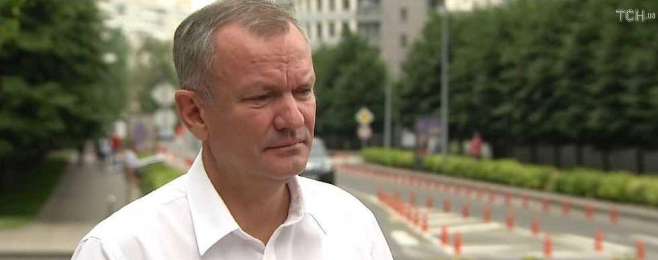 Скандального Башенка звільнили з посади президента федерації велоспорту України