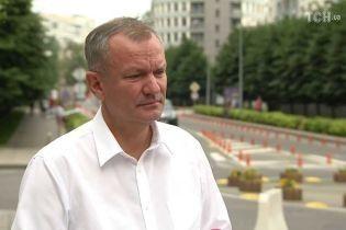 Скандального Башенко уволили с должности президента федерации велоспорта Украины
