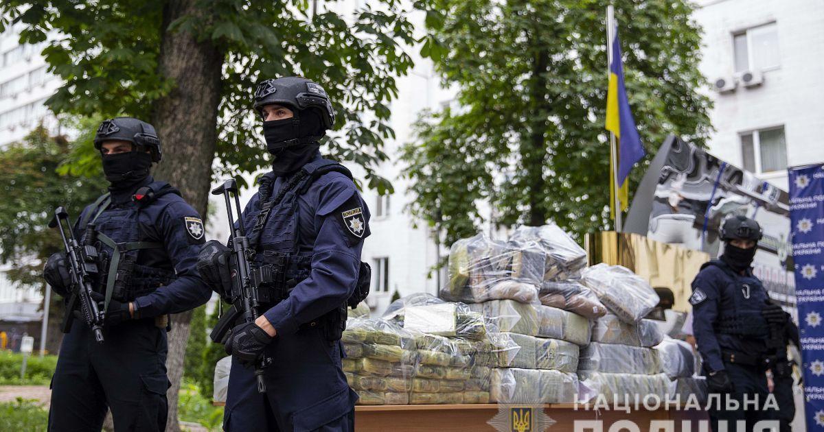 @ Департамент коммуникации Нацполиции Украины