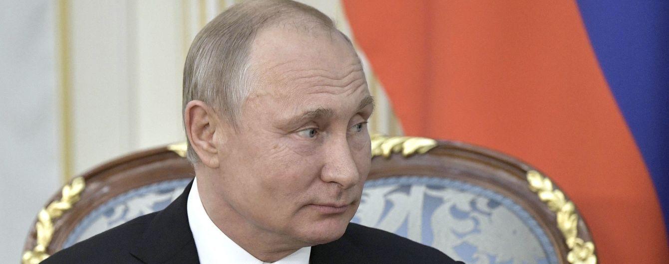 Путин приказал МВД России еще более упростить получение украинцами гражданства РФ
