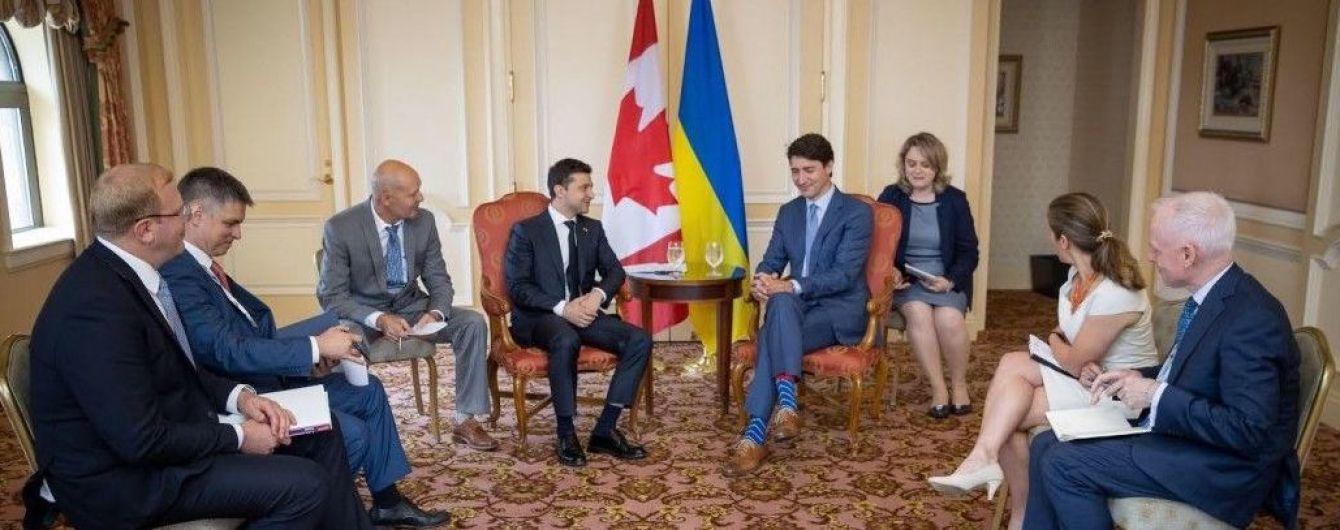Трюдо пояснив наступнику Фріланд принципи політики Канади щодо України