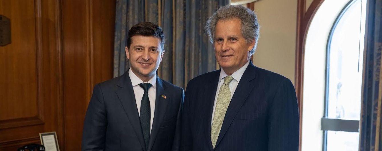 Зеленский назвал сотрудничество Украины с МВФ своим приоритетом