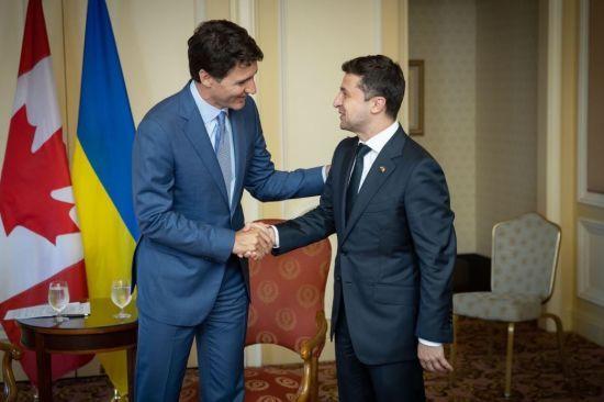 Канада виділить Україні 25 мільйонів доларів - Трюдо