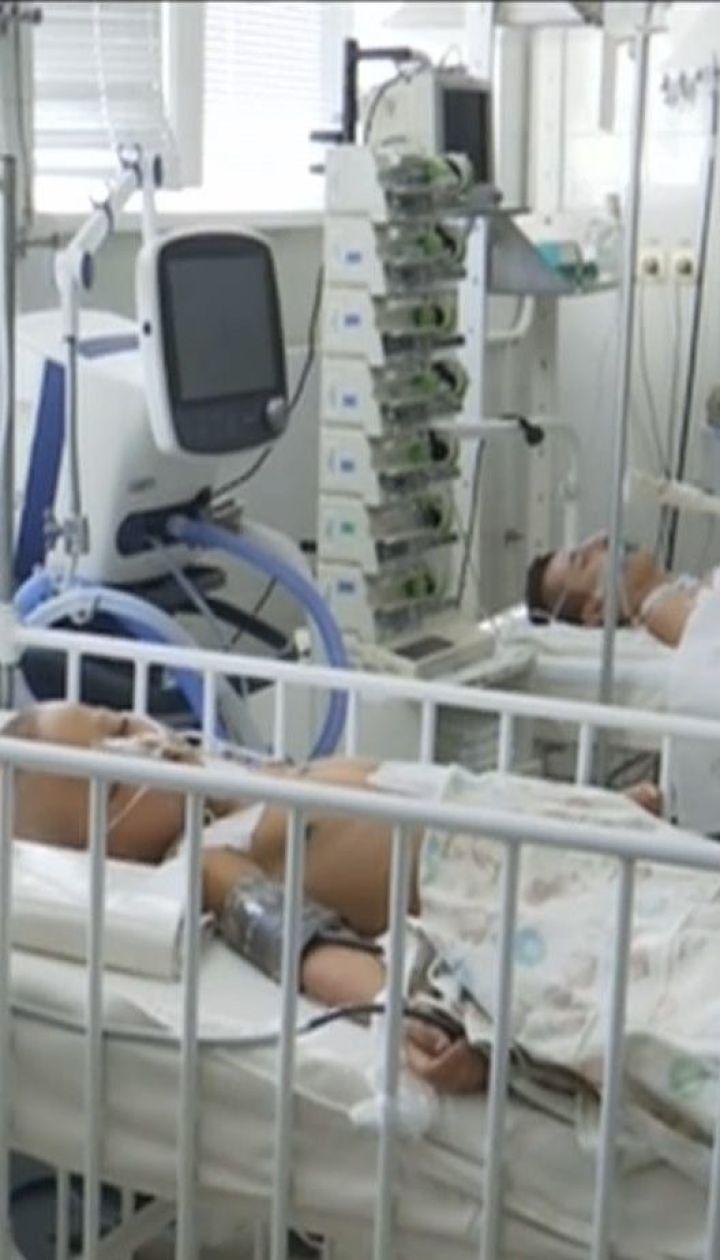 Вибух гранати на Дніпропетровщині: життя усіх 6 дітей уже поза загрозою