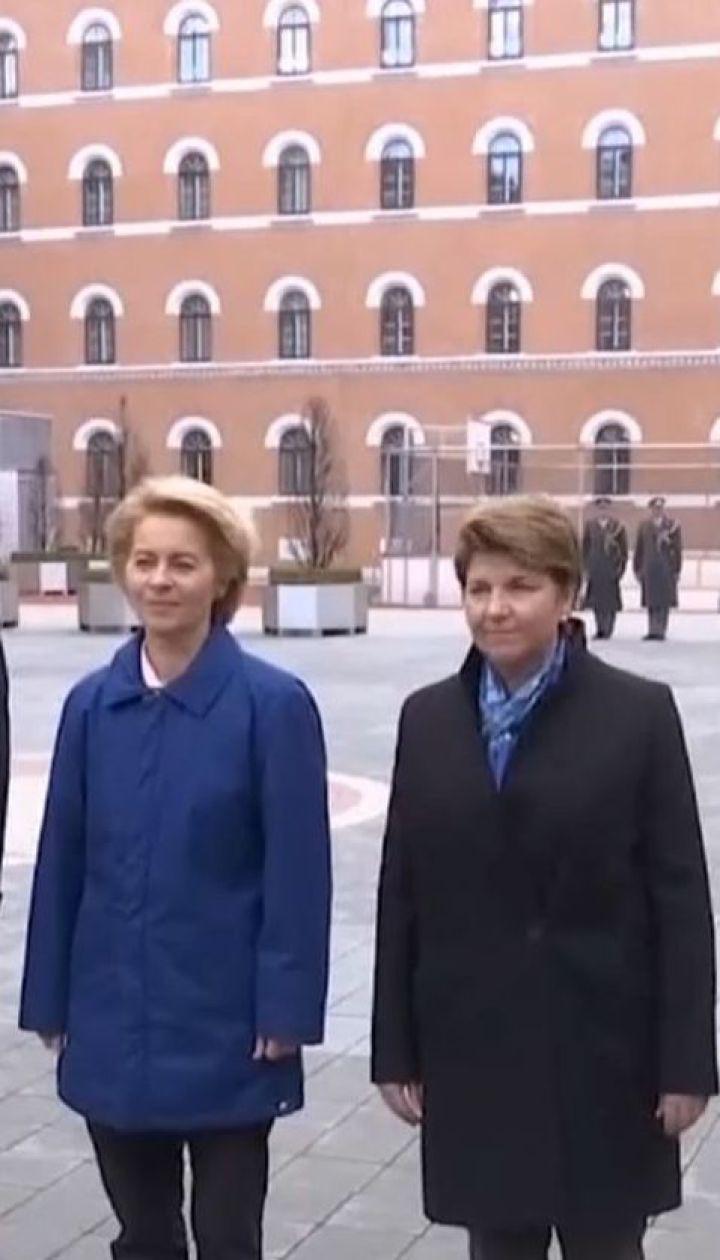 Європейські лідери узгодили кандидатів на керівні посади ЄС