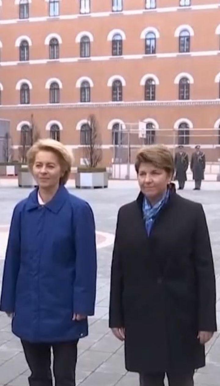 Европейские лидеры согласовали кандидатов на руководящие должности ЕС