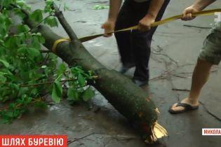 Мощный ураган пронесся по Украине: сорваны крыши, сотни населенных пунктов без света и побитые градом посевы