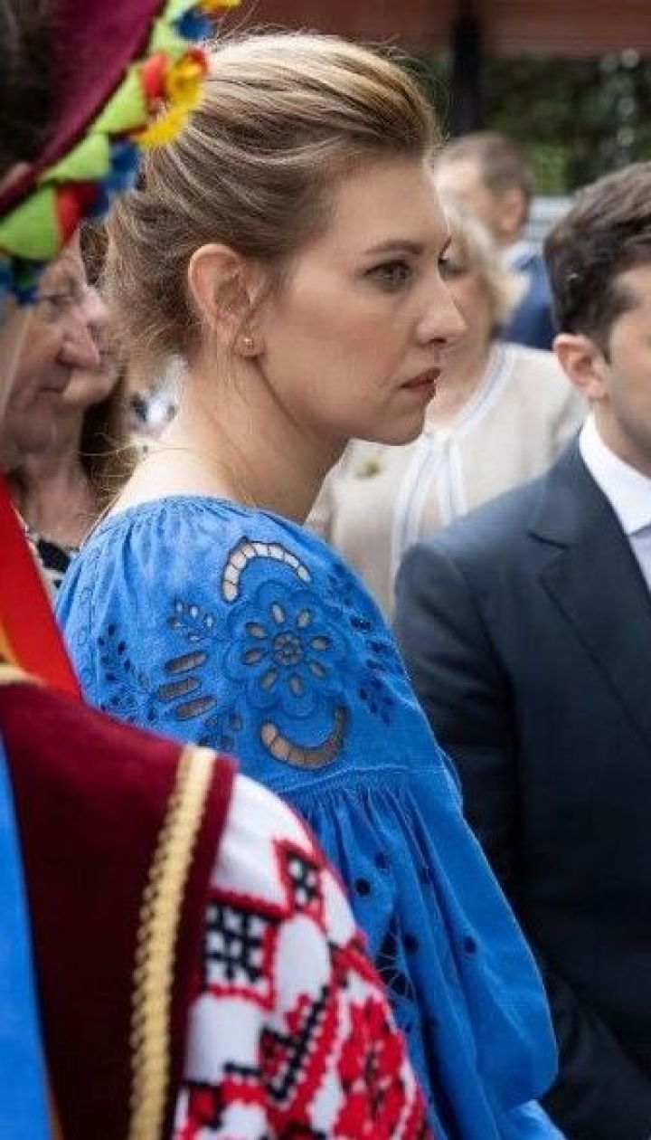 Елена Зеленская/president.gov.ua