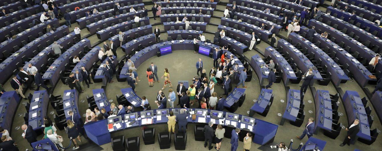 Європарламент в умовах пандемії коронавірусу: порожні трибуни і дистанційні засідання