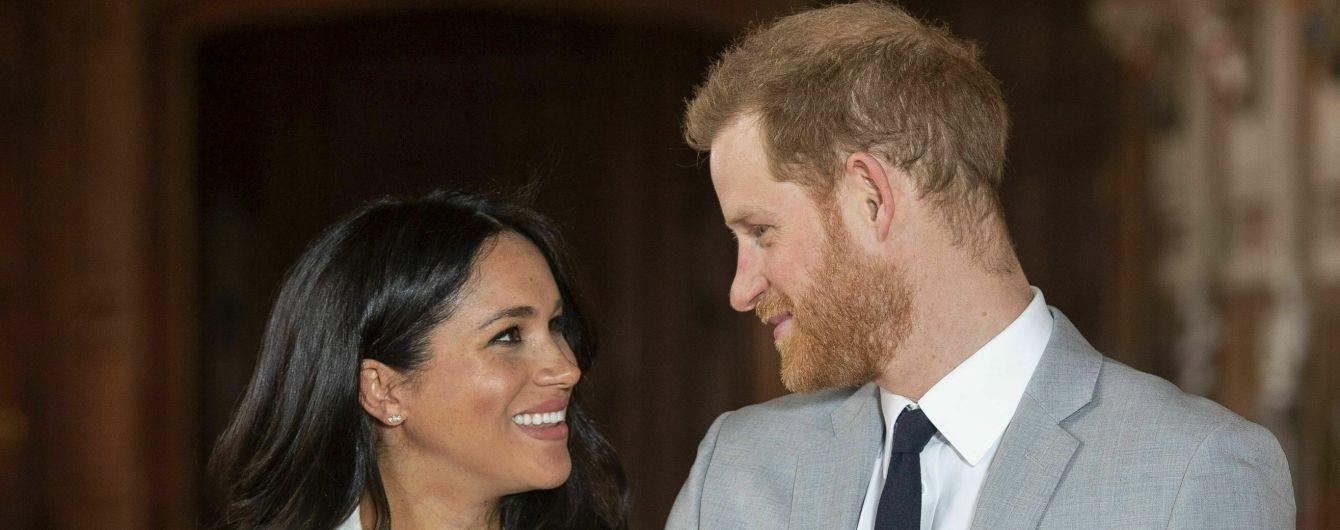 Принц Гарри и Меган определились с крестными для своего сына - СМИ