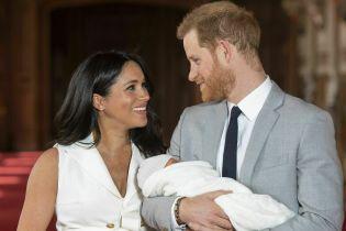 Инсайдер сообщил, на кого похож сын Меган и принца Гарри - СМИ