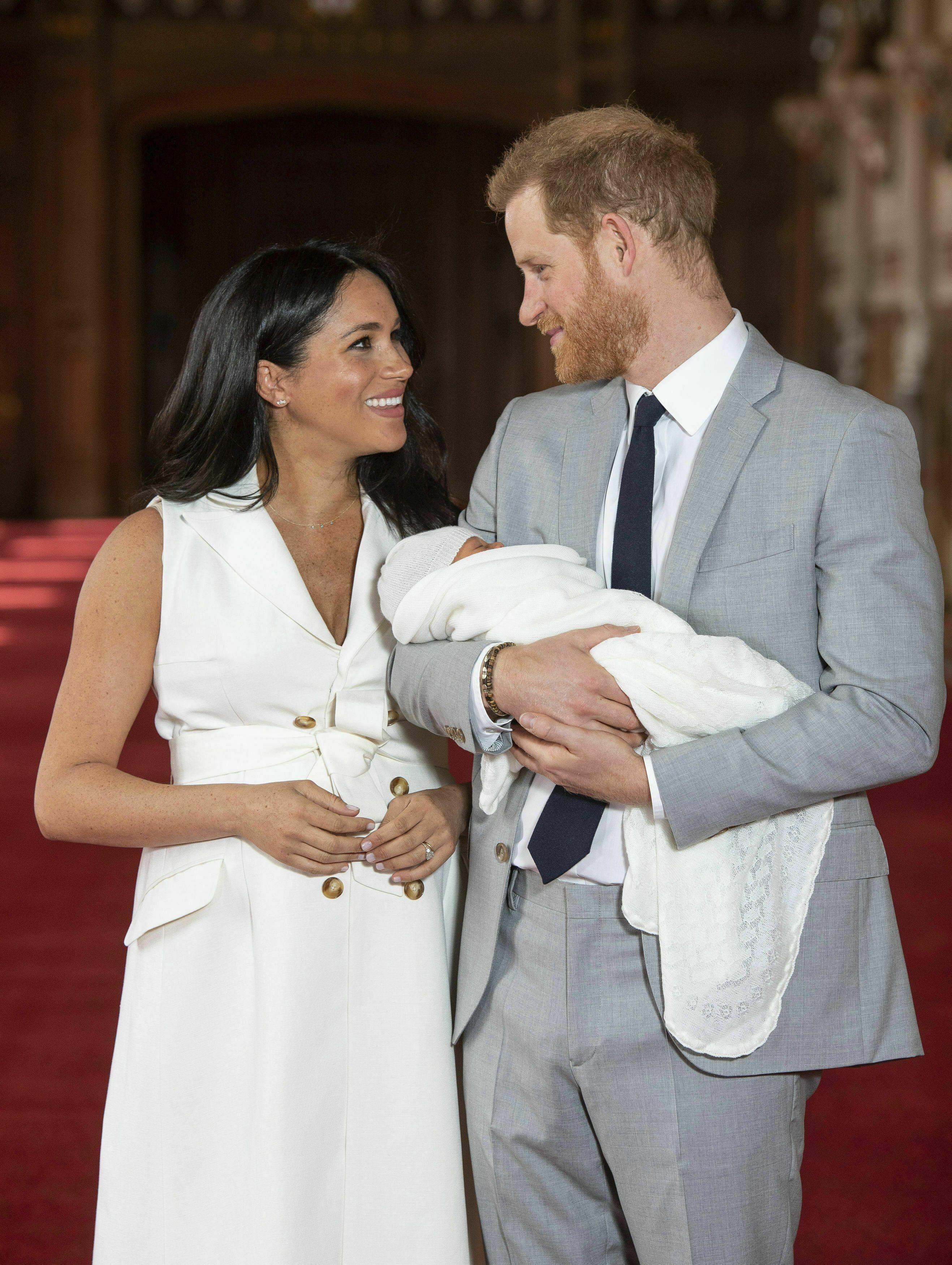 Принц Гаррі та Меган