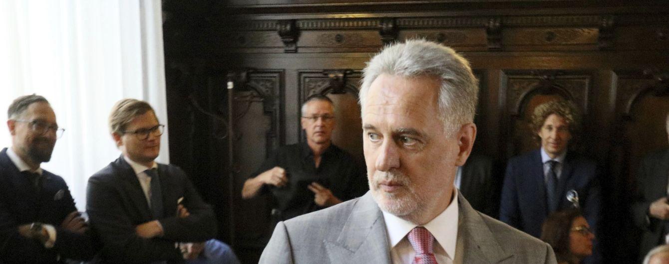 В МИД Австрии решают вопрос об экстрадиции Фирташа
