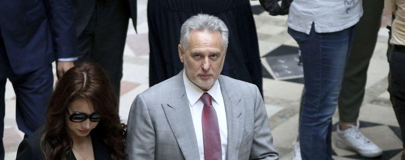 Экстрадиция Фирташа в США откладывается. Олигарх добивается повторного открытия дела