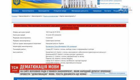 Богомолец стремится противодействовать сквернословию в украинском языке через новый законопроект