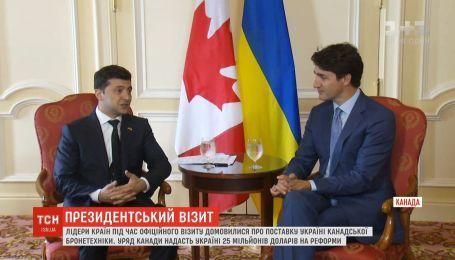 Украина и Канада договорились об упрощении визового режима для молодежи