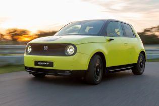 Honda раскрыла безумную стоимость и характеристики первого электрокара