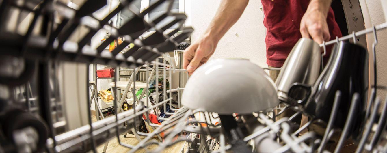 Ученые нашли главную ошибку пользователей посудомоек