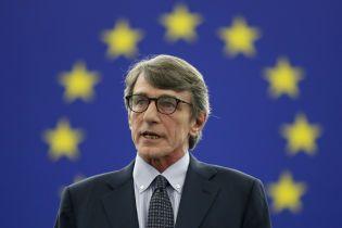 Європейський парламент обрав нового президента. Хто він такий