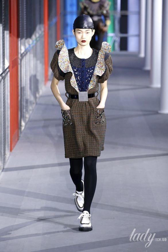 Коллекция Louis Vuitton прет-а-порте сезона осень-зима 2019-2020_14