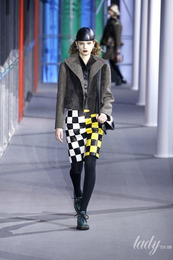 Коллекция Louis Vuitton прет-а-порте сезона осень-зима 2019-2020_19