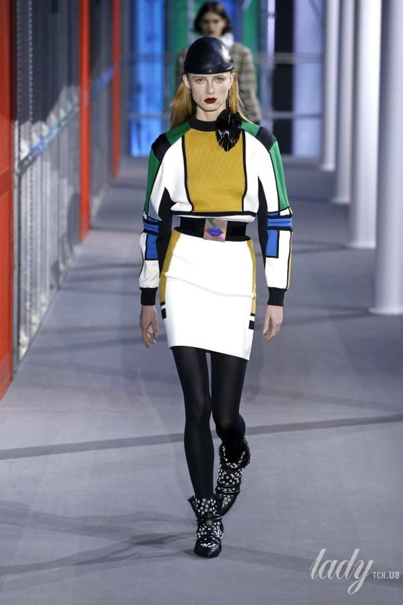 Коллекция Louis Vuitton прет-а-порте сезона осень-зима 2019-2020_39