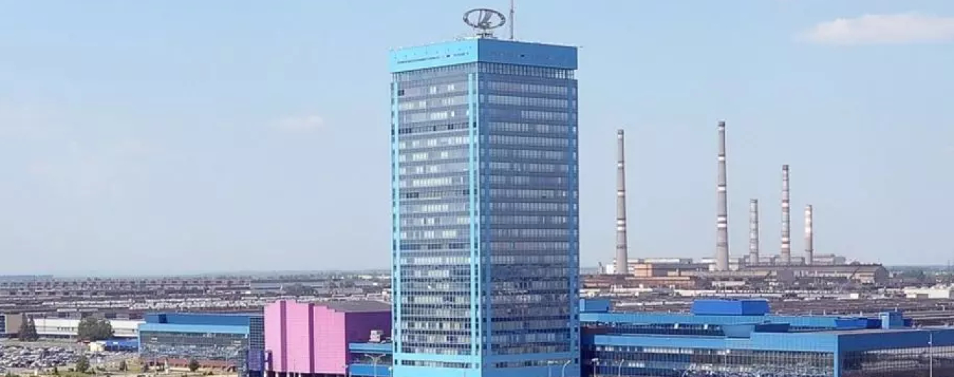"""В России остановились заводы """"АвтоВАЗ"""""""