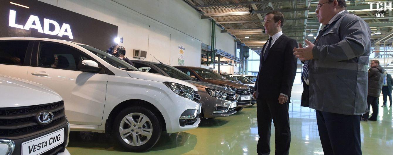 """""""Жигули"""" отхватили 204 продажи авто из миллионного рынка Европы"""