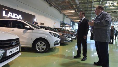 """""""Жигулі"""" відхопили 204 продажі авто з мільйонного ринку Європи"""