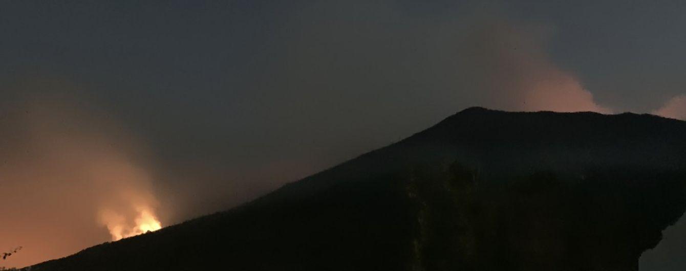 В Италии внезапно активизировался вулкан, который убил человека и посеял панику среди туристов