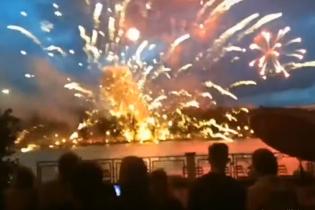 В Минске взорвался салют ко Дню независимости: один человек погиб, еще несколько получили ранения