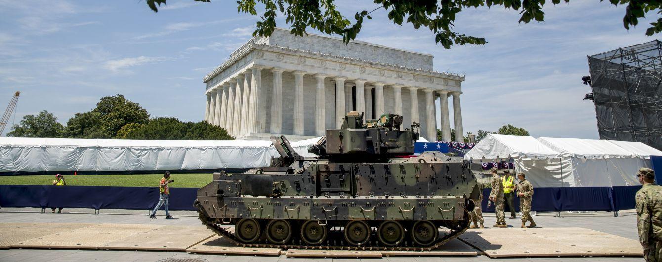 Трамп решил устроить военный парад на День независимости США. В стране выступили против этого решения