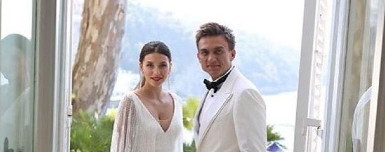 В Сети появились первые фото со свадьбы Тодоренко и Топалова