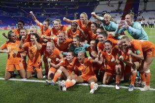Визначилися фіналісти жіночого Чемпіонату світу