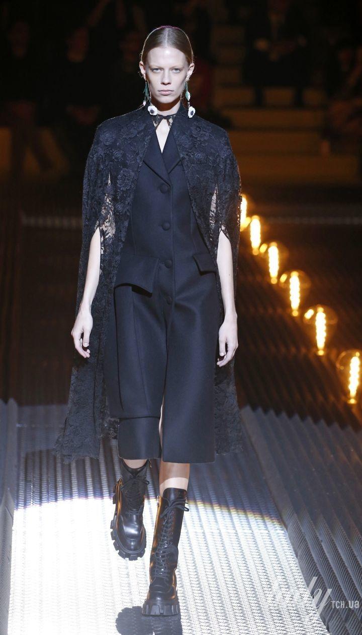 Колекція Prada прет-а-порте сезону осінь-зима 2019-20120 @ East News