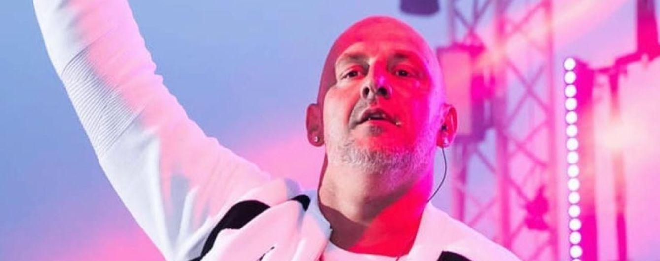 Потап заинтриговал совместным снимком с солистом Rammstein