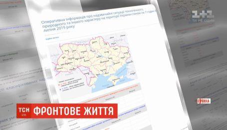 Во время опахивания заминированного леса в Луганской области произошел взрыв