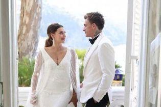 Трогательные клятвы и зажигательный танец: как прошла итальянская свадьба Тодоренко и Топалова