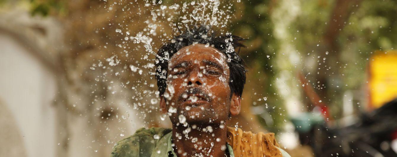 Аномальная 50-градусная жара убила сотни людей в Индии. Часть страны может стать непригодной для жизни