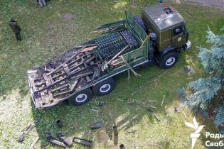 Взрыв салюта в Минске: СК Беларуси задержала первых подозреваемых