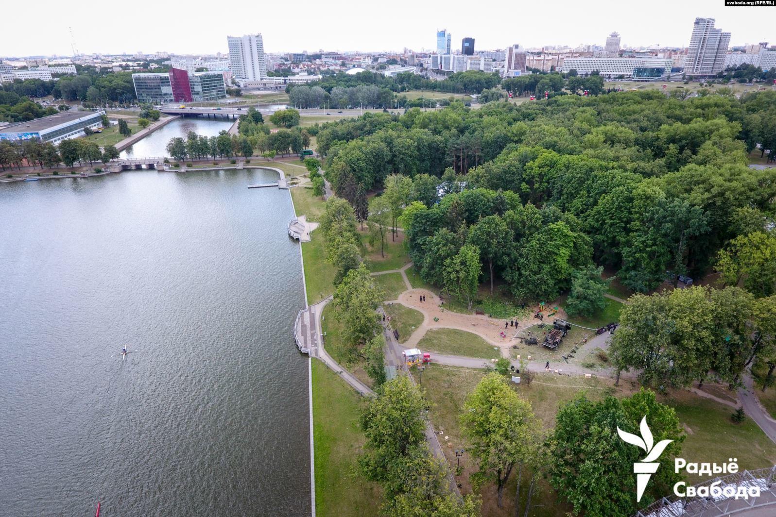 парк Перемоги Білорусь