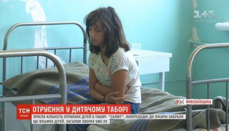 """Отравленных детей больше: в лагере """"Салют"""" в Коблево объявили карантин"""