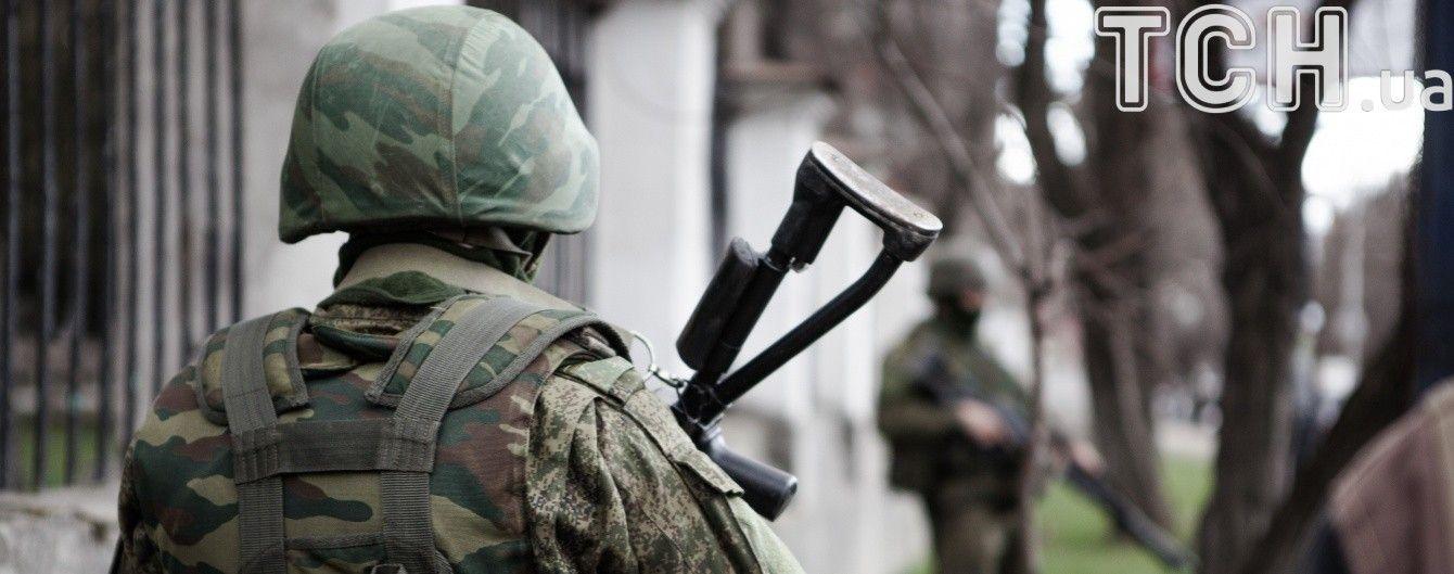 Россия стягивает свои войска к границе с Украиной - заместитель командующего штаба ООС