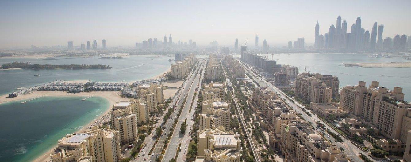 В Дубае откроется смотровая площадка с панорамой на знаменитый остров Palm Jumeirah