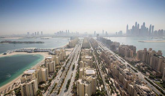 У Дубаї відкриється оглядовий майданчик з панорамою на знаменитий острів Palm Jumeirah