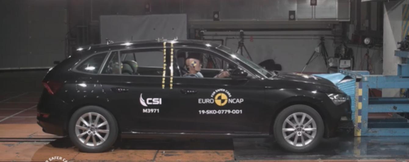 Комитет краш-тестов Euro NCAP подвел итоги работы за 20 лет ... | 530x1340